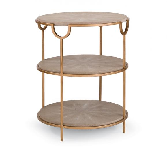 Regina-Andrew-Design-Vogue-Shagreen-Side-Table