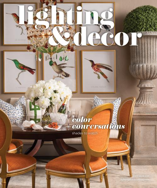 October 2017 Lighting & Decor